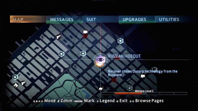 Hideouts Side Missions The Amazing Spider Man 2 Game