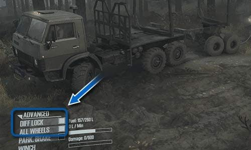 My vehicle is stuck  What now? Tips - Spintires MudRunner Guide and