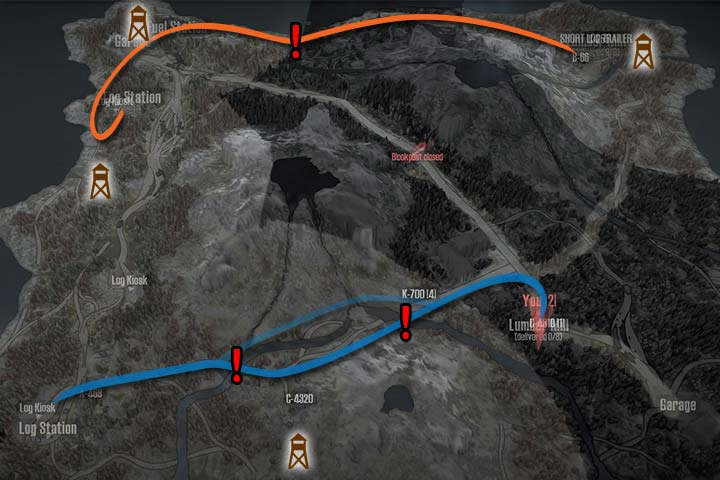 Island Map Spintires