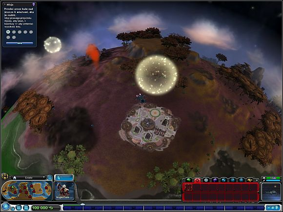 The Beginning Space Stage Spore Game Guide Gamepressurecom