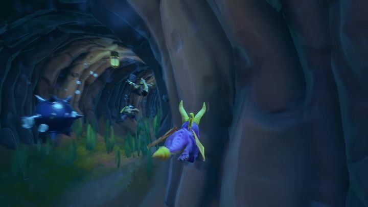 The second pool also hides a portal - Eggs - Secrets and mysteries - Spyro Reignited Trilogy Guide