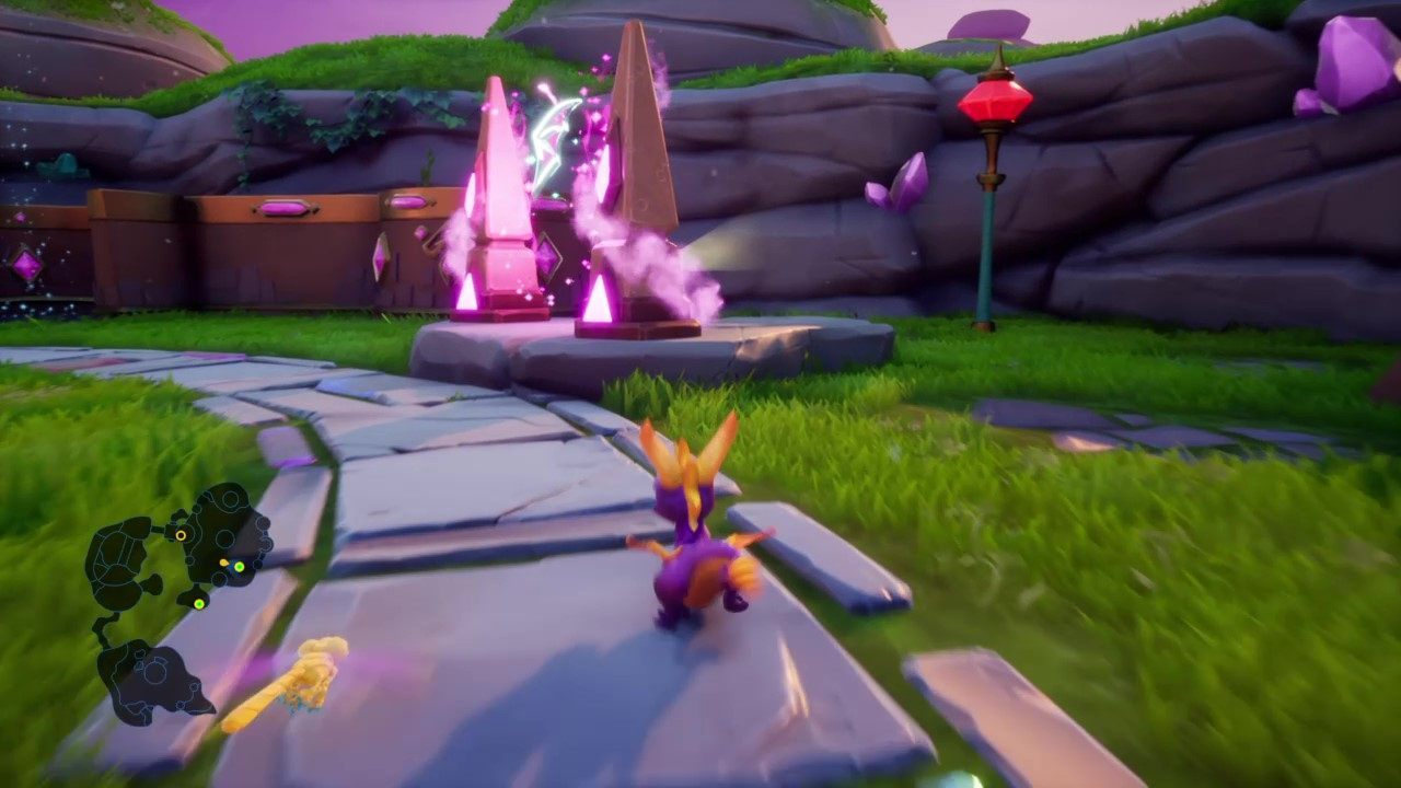This is a huge difference in comparison to the previous installment - Starting Tips for Spyro 2: Riptos Rage! - Basics - Spyro Reignited Trilogy Guide