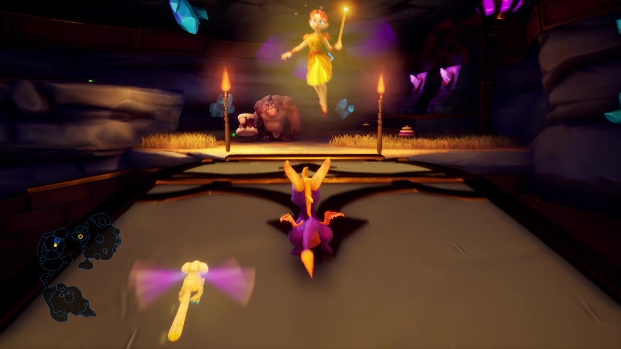 Even though you can save the game at the fairies again, their distribution is not the same as it was in the previous installment - Starting Tips for Spyro 2: Riptos Rage! - Basics - Spyro Reignited Trilogy Guide