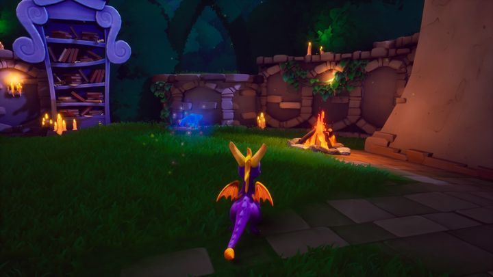 Remarks: Both of the bonfires are located by the stairs leading to the exit from the level - List of Trophies in Spyro Reignited Trilogy - Basics - Spyro Reignited Trilogy Guide
