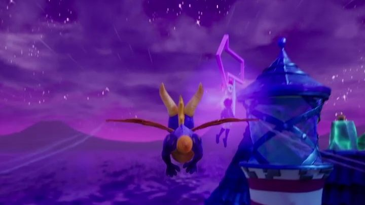 Remarks: When beating the Night Flight level, you will encounter three fairies that indicate the direction in which you should move around the map - List of Trophies in Spyro Reignited Trilogy - Basics - Spyro Reignited Trilogy Guide