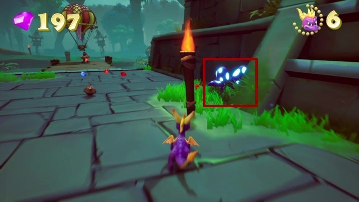 Commentary: Glowing Mushrooms are in the following locations - List of Trophies in Spyro Reignited Trilogy - Basics - Spyro Reignited Trilogy Guide
