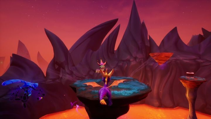 Jacques himself, apart from throwing gifts at you, will not cause any problem - Jacques - Bosses - Spyro Reignited Trilogy Guide