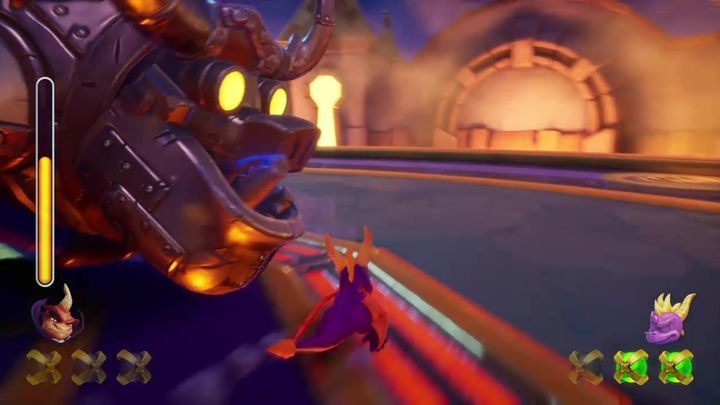 Attack Ripto once you get three orbs - Ripto | Spyro 2: Riptos Rage! Boss Fight - Bosses - Spyro Reignited Trilogy Guide