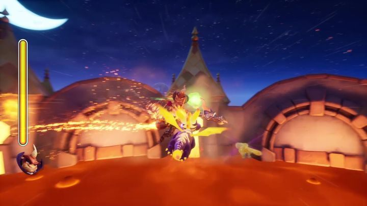 The last stage is the easiest out of the three - Ripto | Spyro 2: Riptos Rage! Boss Fight - Bosses - Spyro Reignited Trilogy Guide