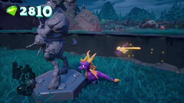 Fracture Hills | Spyro 2: Ripto's Rage! Walkthrough - Spyro