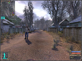 2 - Здесь находится лагерь бандитов - Подробная карта - Кордон - STALKER: Тень Чернобыля - Руководство по игре и прохождение