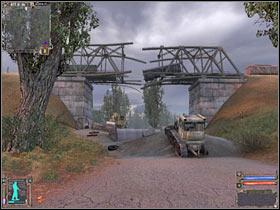 3 - Подробная карта - Кордон - STALKER: Тень Чернобыля - Руководство по игре и прохождение игры
