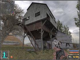 8 - Это одна из самых опасных зон в этом секторе, поэтому вам нужно быть ОЧЕНЬ осторожными - Подробная карта - Кордон - STALKER: Shadow of Chernobyl - Руководство по игре и прохождение игры