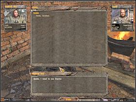 8 - Задания - Кордон - STALKER: Тень Чернобыля - Руководство по игре и прохождение игры
