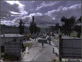2 - Подробная карта - НИИ Агропром - STALKER: Тень Чернобыля - Руководство по игре и прохождение игры