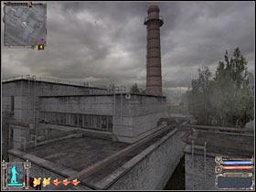 3 - Подробная карта - НИИ Агропром - STALKER: Тень Чернобыля - Руководство по игре и прохождение игры