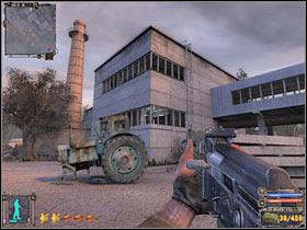 4 - Это большой вход, который ведет к короткому туннелю - Подробная карта - Научно-исследовательский институт Агропром - STALKER: Shadow of Chernobyl - Руководство по игре и прохождение игры