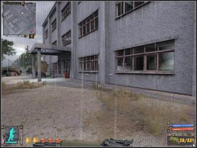8 - Это очень большое и очень радиоактивное озеро - Подробная карта - Научно-исследовательский институт Агропром - STALKER: Тень Чернобыля - Руководство по игре и прохождение игры