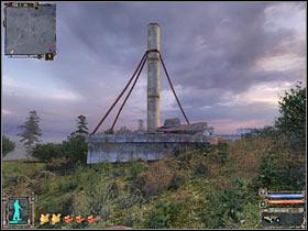 8 - Подробная карта - НИИ Агропром - STALKER: Тень Чернобыля - Руководство по игре и прохождение игры