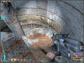 3 - Задания - Канализация Агропром РИ - STALKER: Тень Чернобыля - Руководство по игре и прохождение игры