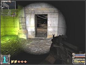 Идите налево - Задания - Агропром RI Sewers - STALKER: Тень Чернобыля - Руководство по игре и прохождение игры