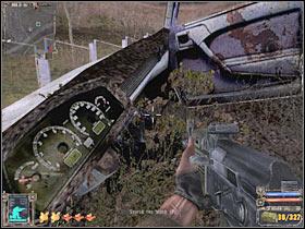 2 - Эта дорога ведет прямо к главному комплексу, однако здесь вы не будете в безопасности - Подробная карта - Бар - STALKER: Shadow of Chernobyl - Руководство по игре и прохождение
