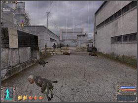 2 - Подробная карта - Бар - STALKER: Тень Чернобыля - Руководство по игре и прохождение игры