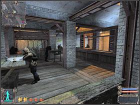 7 - Это второй военный контрольно-пропускной пункт - Подробная карта - Бар - STALKER: Тень Чернобыля - Руководство по игре и прохождение игры