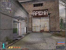 5 - Подробная карта - Бар - STALKER: Тень Чернобыля - Руководство по игре и прохождение игры