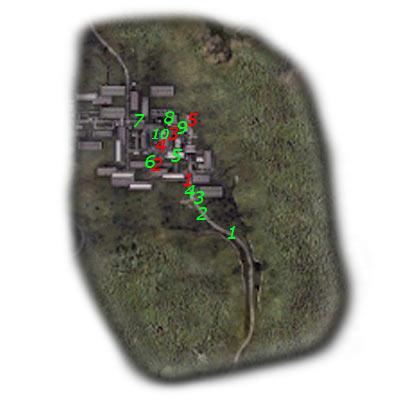7 - Подробная карта - Бар - STALKER: Тень Чернобыля - Руководство по игре и прохождение игры