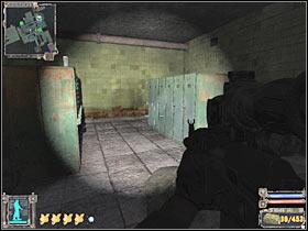 4 - X18 - Задания - Темная долина - STALKER: Тень Чернобыля - Руководство по игре и прохождение игры