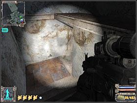 Мутант должен стоять на другом конце этой большой комнаты - X18 - Квесты - Темная долина - STALKER: Shadow of Chernobyl - Руководство по игре и прохождение игры
