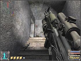 Большинство вражеских солдат (# 1) оставят винтовки Обокана позади, однако вы не должны брать это оружие, в основном потому, что ваше текущее оружие более эффективно - X18 - Квесты - Темная долина - STALKER: Shadow of Chernobyl - Руководство по игре и прохождение