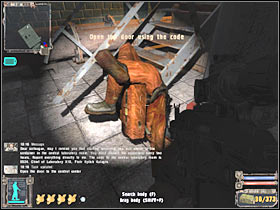 16 - X18 - Задания - Темная долина - STALKER: Тень Чернобыля - Руководство по игре и прохождение игры