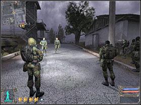 1 - Задания - Армейские склады - STALKER: Shadow of Chernobyl - Руководство по игре и прохождение игры