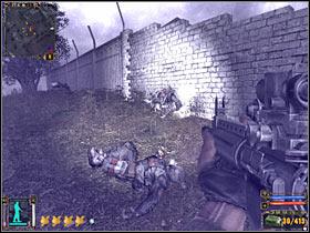 Теперь вам придется дождаться взрыва (# 1) - Квесты - Армейские склады - STALKER: Shadow of Chernobyl - Руководство по игре и прохождение игры