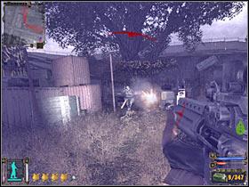 Очевидно, вам придется пробиться к главному зданию базы, потому что именно там прячется Лукаш (# 1) - Квесты - Склады армии - STALKER: Shadow of Chernobyl - Руководство по игре и прохождение игры