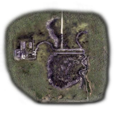 Квесты - Квесты - Красный лес - STALKER: Тень Чернобыля - Руководство по игре и прохождение игры