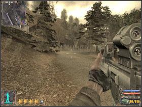 2 - Задания - Красный лес - STALKER: Тень Чернобыля - Руководство по игре и прохождение игры