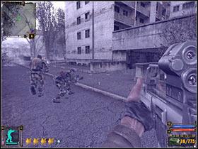 Отправляйтесь на подземную парковку - Квесты - Припять - STALKER: Shadow of Chernobyl - Руководство по игре и прохождение игры