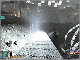 Вы будете телепортированы на одну из самых высоких платформ - Саркофаг - Квесты - Чернобыльская АЭС - STALKER: Shadow of Chernobyl - Руководство по игре и прохождение игры