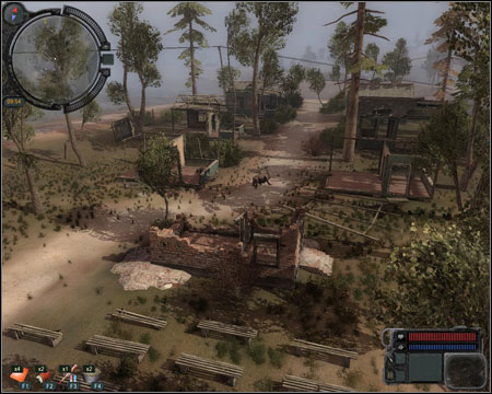 stalker call of pripyat how to get to southern plateau
