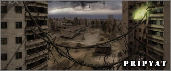 The last sector of the game - Walkthrough - Pripyat - Map - Walkthrough - S.T.A.L.K.E.R.: Call of Pripyat - Game Guide and Walkthrough