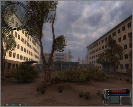 3) Department Store - a real maze of small rooms and lots of doors - Walkthrough - Pripyat - Map - Walkthrough - S.T.A.L.K.E.R.: Call of Pripyat - Game Guide and Walkthrough