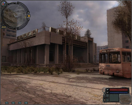5) Grocery Store - mission 5 (Missing Sentry) takes place here - Walkthrough - Pripyat - Map - Walkthrough - S.T.A.L.K.E.R.: Call of Pripyat - Game Guide and Walkthrough