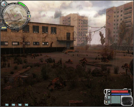 2 - Walkthrough - Pripyat Quests - Walkthrough - S.T.A.L.K.E.R.: Call of Pripyat - Game Guide and Walkthrough