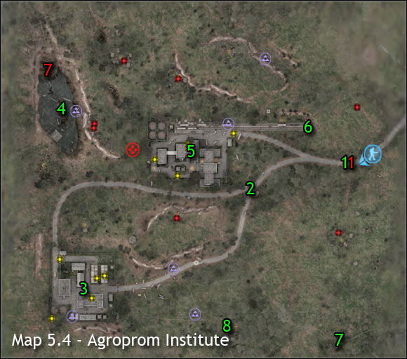 stalker clear sky how to find artifacts