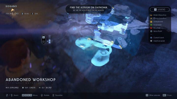 4 - Secrets in Bogano | Jedi Fallen Order Secrets - Bogano - Star Wars Jedi Fallen Order Guide