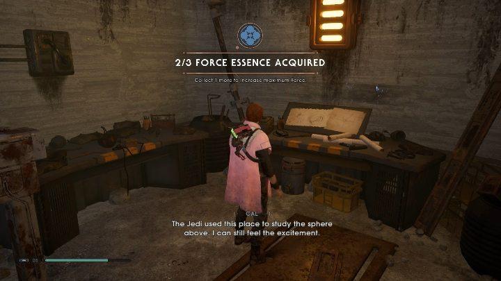 Part of the map: Bogdo Sinkholes - Secrets in Bogano | Jedi Fallen Order Secrets - Bogano - Star Wars Jedi Fallen Order Guide
