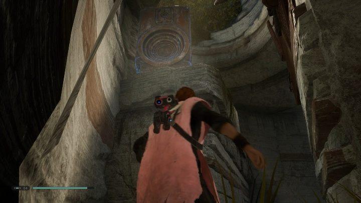 Part of the map: Subterranean Refuge - Secrets in Bogano | Jedi Fallen Order Secrets - Bogano - Star Wars Jedi Fallen Order Guide